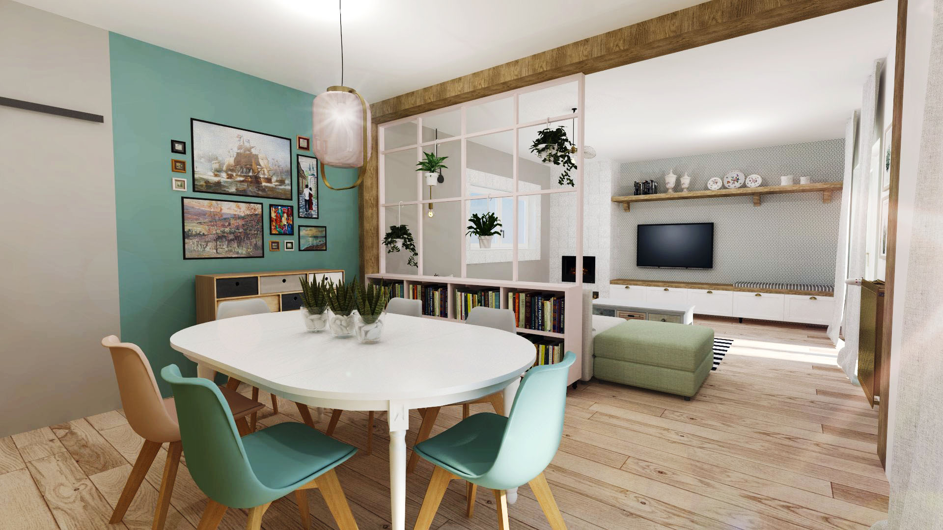 ECLECTO LIVING SPACE 1