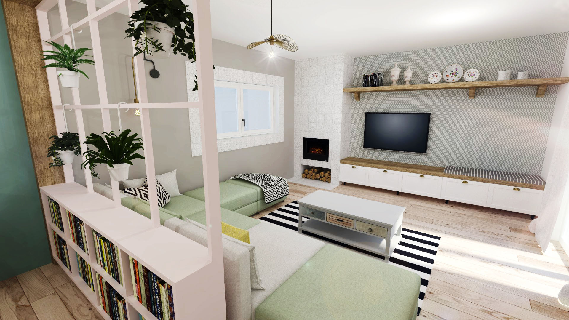 ECLECTO LIVING SPACE 2