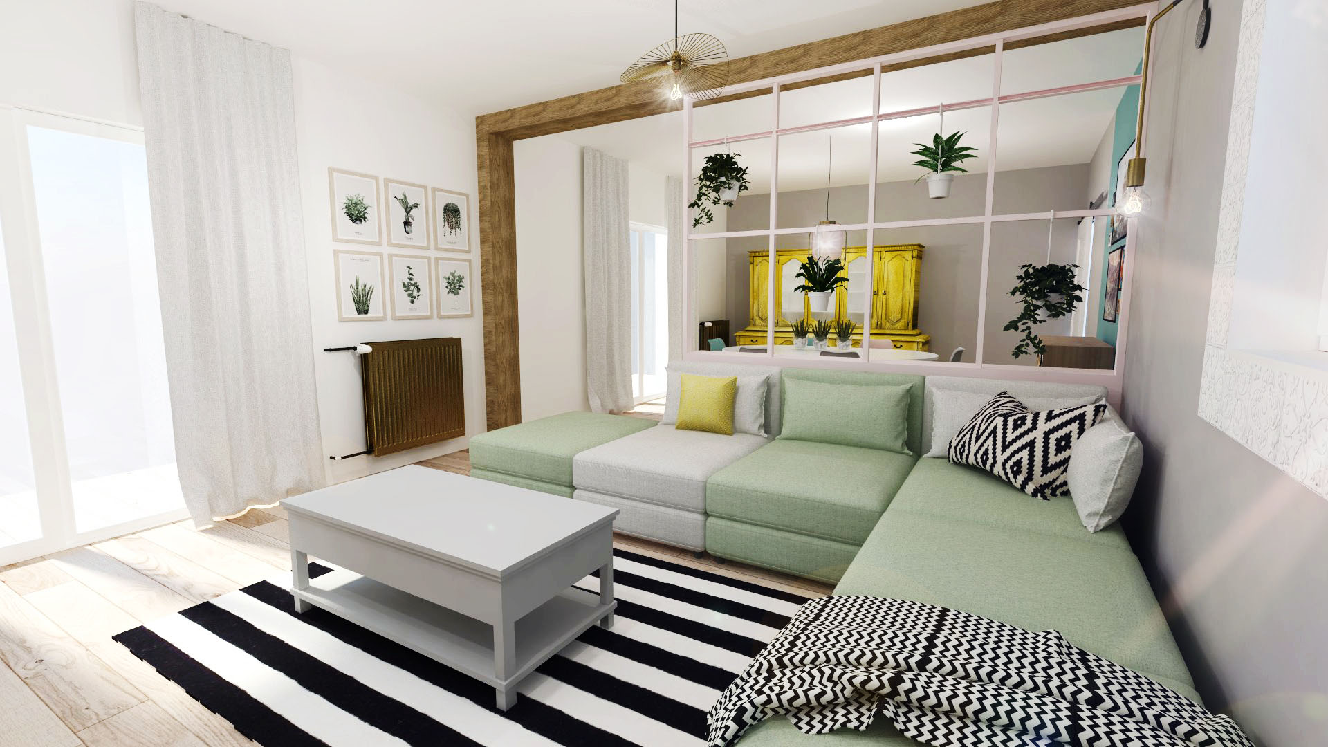 ECLECTO LIVING SPACE 3