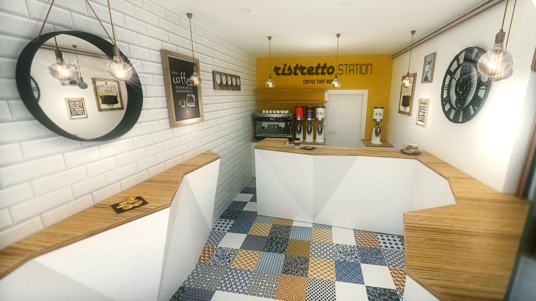 RISTRETTO STATION COFFEE SHOP 1