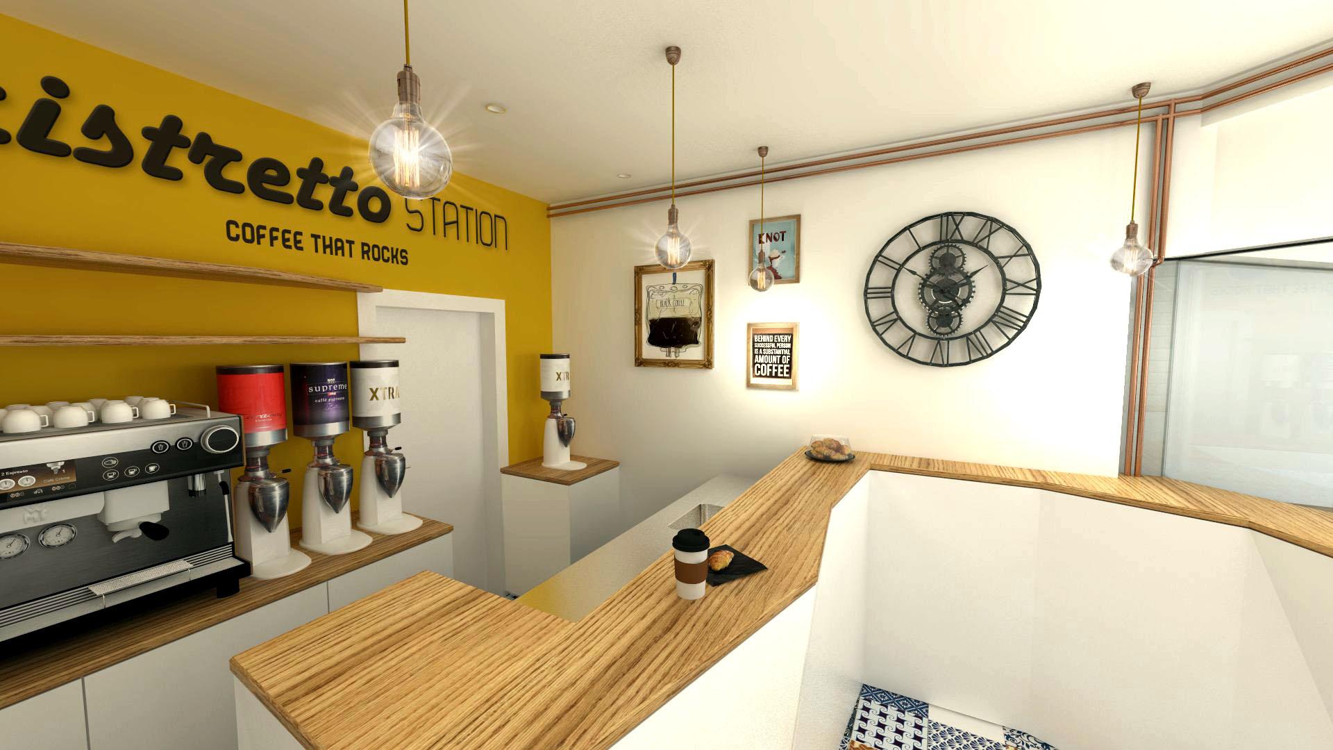 RISTRETTO STATION COFFEE SHOP 2