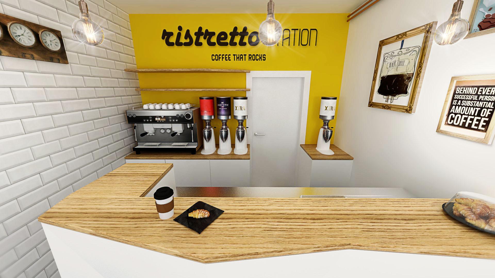 RISTRETTO STATION COFFEE SHOP 4