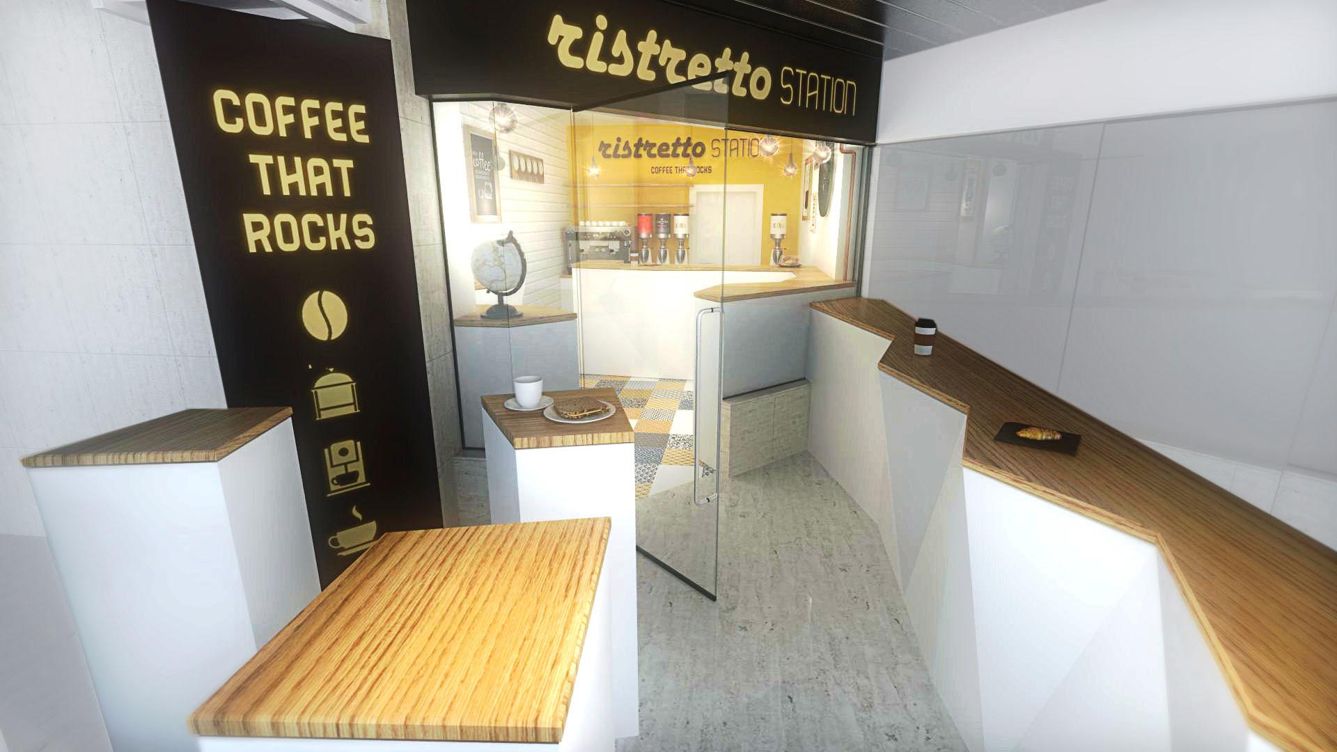 RISTRETTO STATION COFFEE SHOP 5
